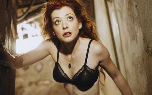 Alyson Hannigan wallpaper called Alyson Hannigan