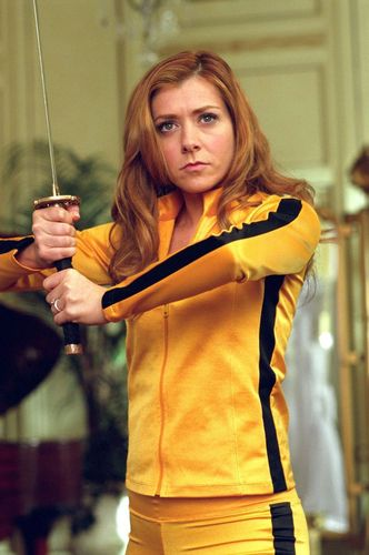 Alyson Hannigan in datum Movie