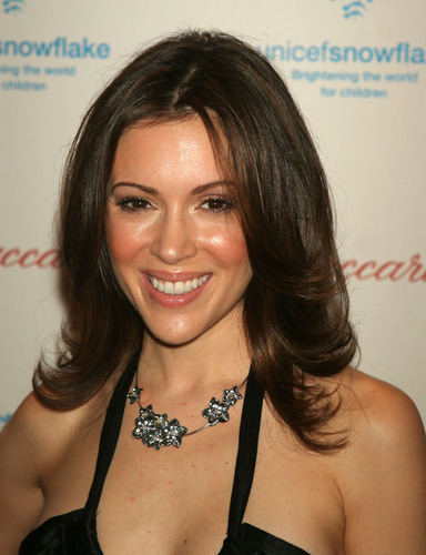 Alyssa Milano Hintergrund called Alyssa Milano