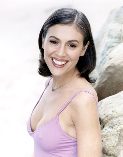 Alyssa Milano wallpaper called Alyssa Milano