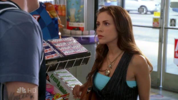 Alyssa milano my name is earl