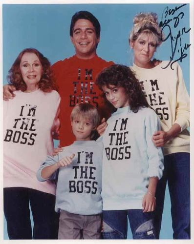 Alyssa Milano wallpaper titled Alyssa on Who's The Boss