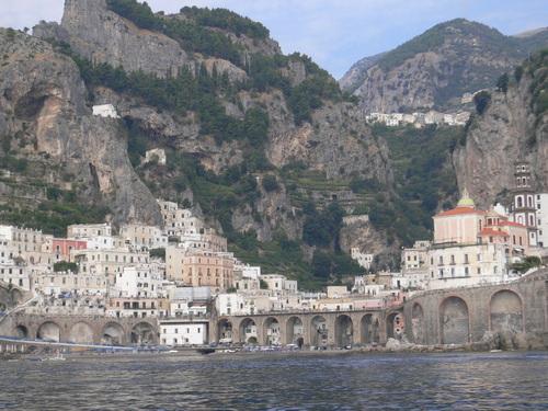 Italy Обои entitled Amalfi