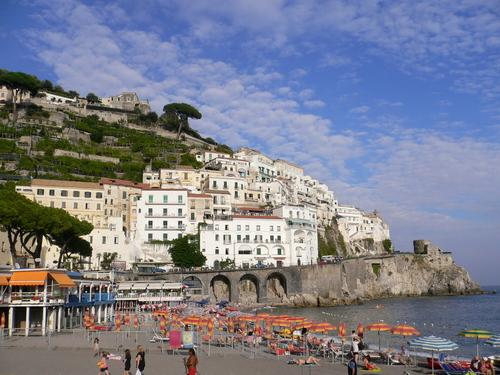 Italy wallpaper entitled Amalfi