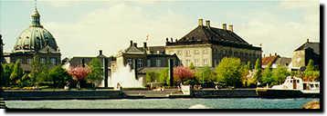 Amalienborg castello