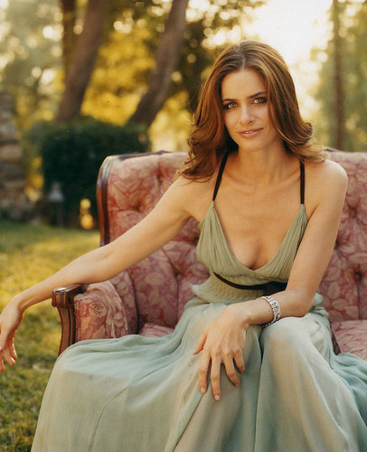 Amanda Peet wallpaper titled Jack White photoshoot