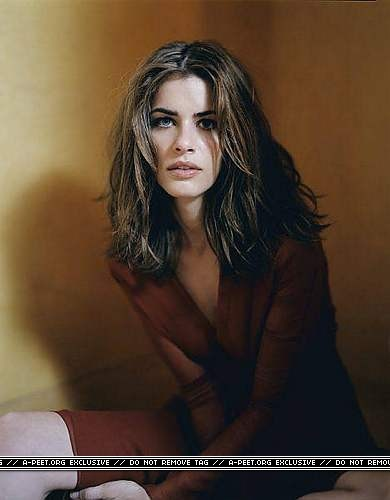 Amanda Peet wallpaper titled Patrik Andersson photoshoot