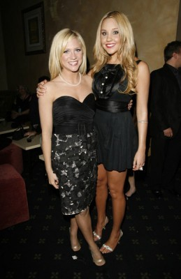 Amanda and Brittany