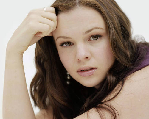 Amber Tamblyn achtergrond called Amber Tamblyn