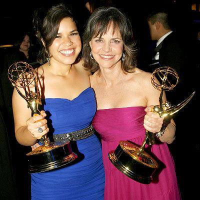 America & Sally @ Emmy's