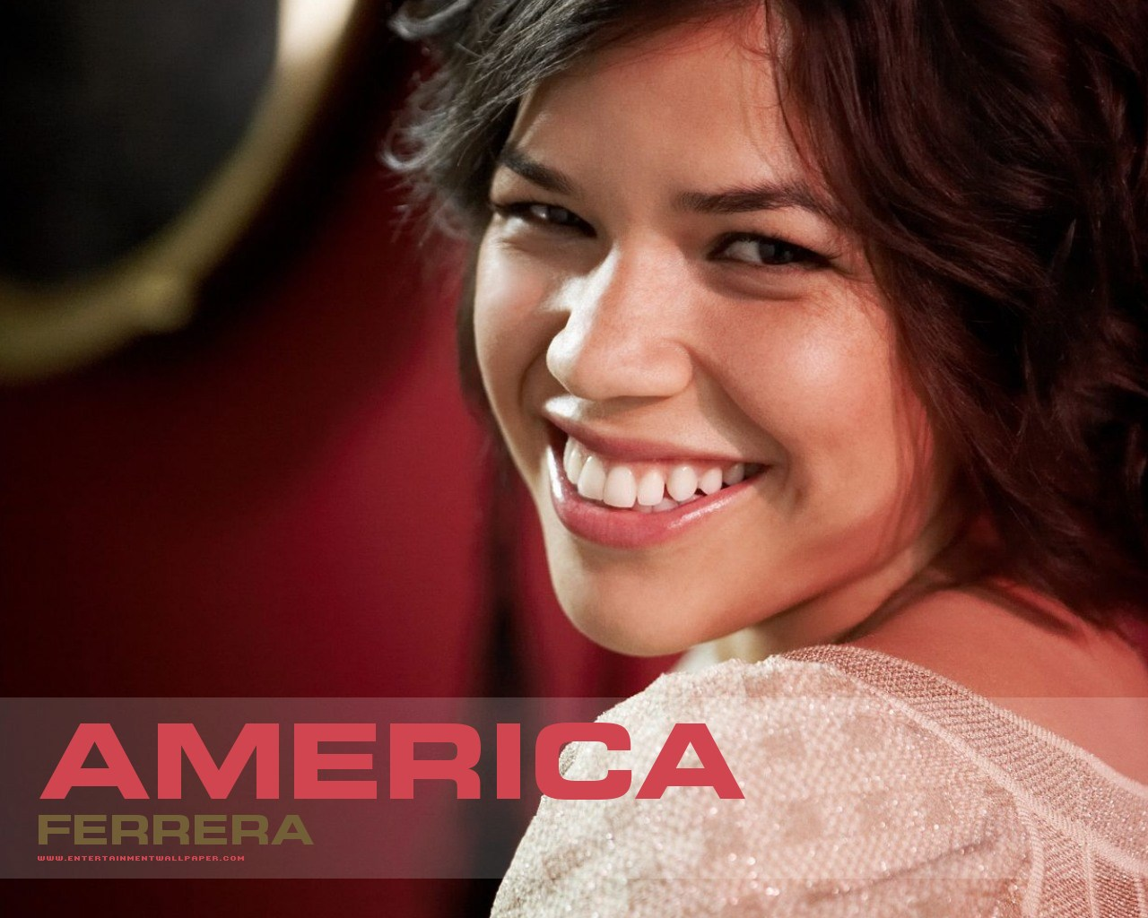 America Ferrera - Wallpaper Actress