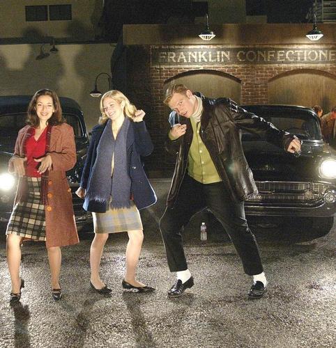 Roxanne, Meg & geai, jay