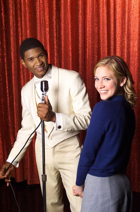 usher as Marvin Gaye & Meg