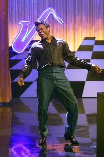 Wayne Brady as Jackie Wilson