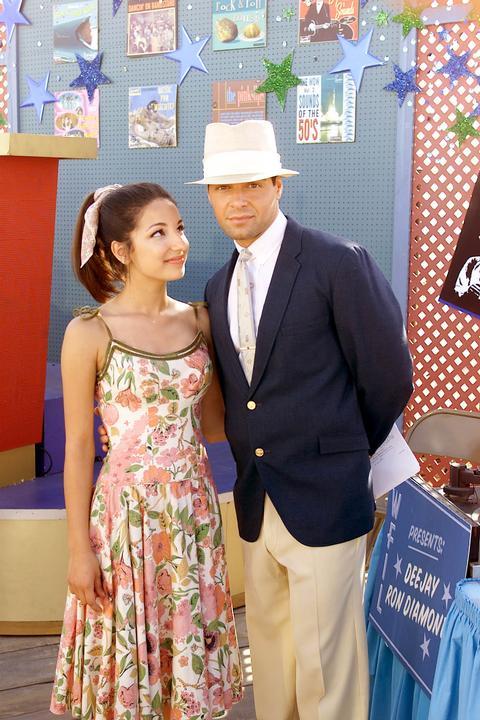 Roxanne & Michael Brooks
