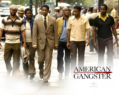 film wallpaper titled American Gangster