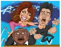 American Idol Caricature - american-idol fan art