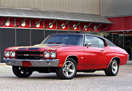 American Muscle Muscle Cars Photo
