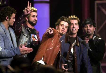 American সঙ্গীত Awards 2001