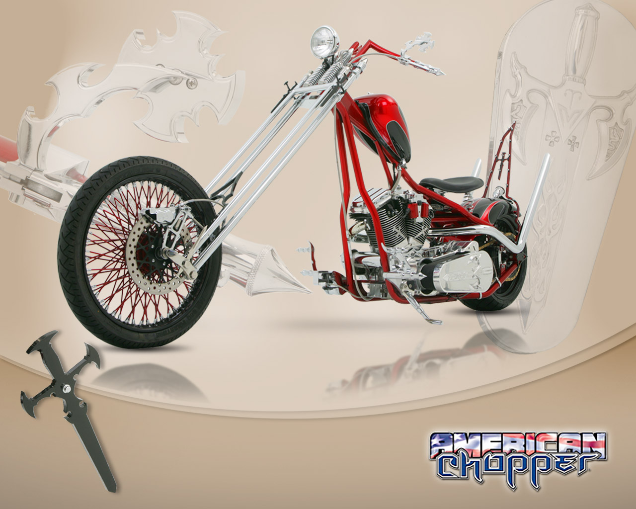 Orange County Choppers Bikes