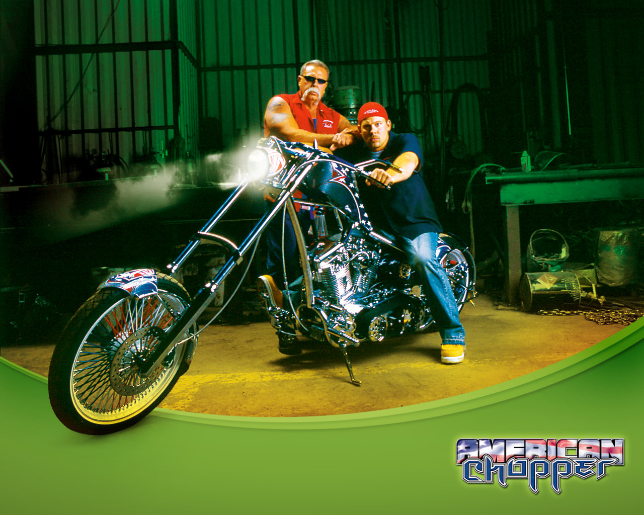 American Choppers Desktop Wallpapers | All HD Wallpaper 2014