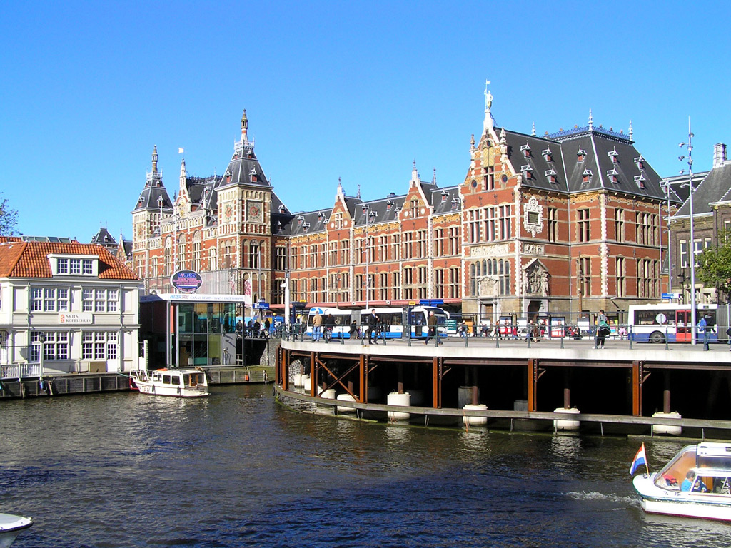 The Netherlands images Amsterdam HD wallpaper and background photos ...