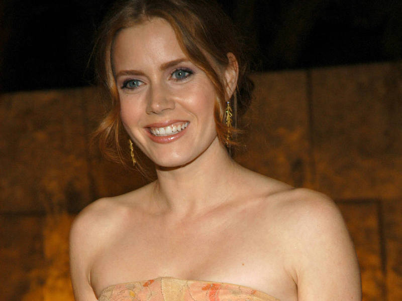 Toppless pics of amy adams can recommend