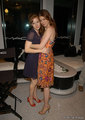 Amy Adams and Debra Messing