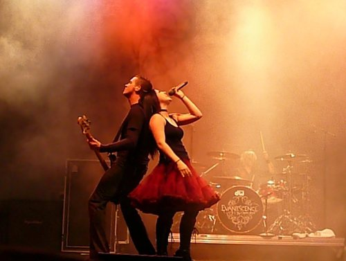 Amy Lee, Tim McCord