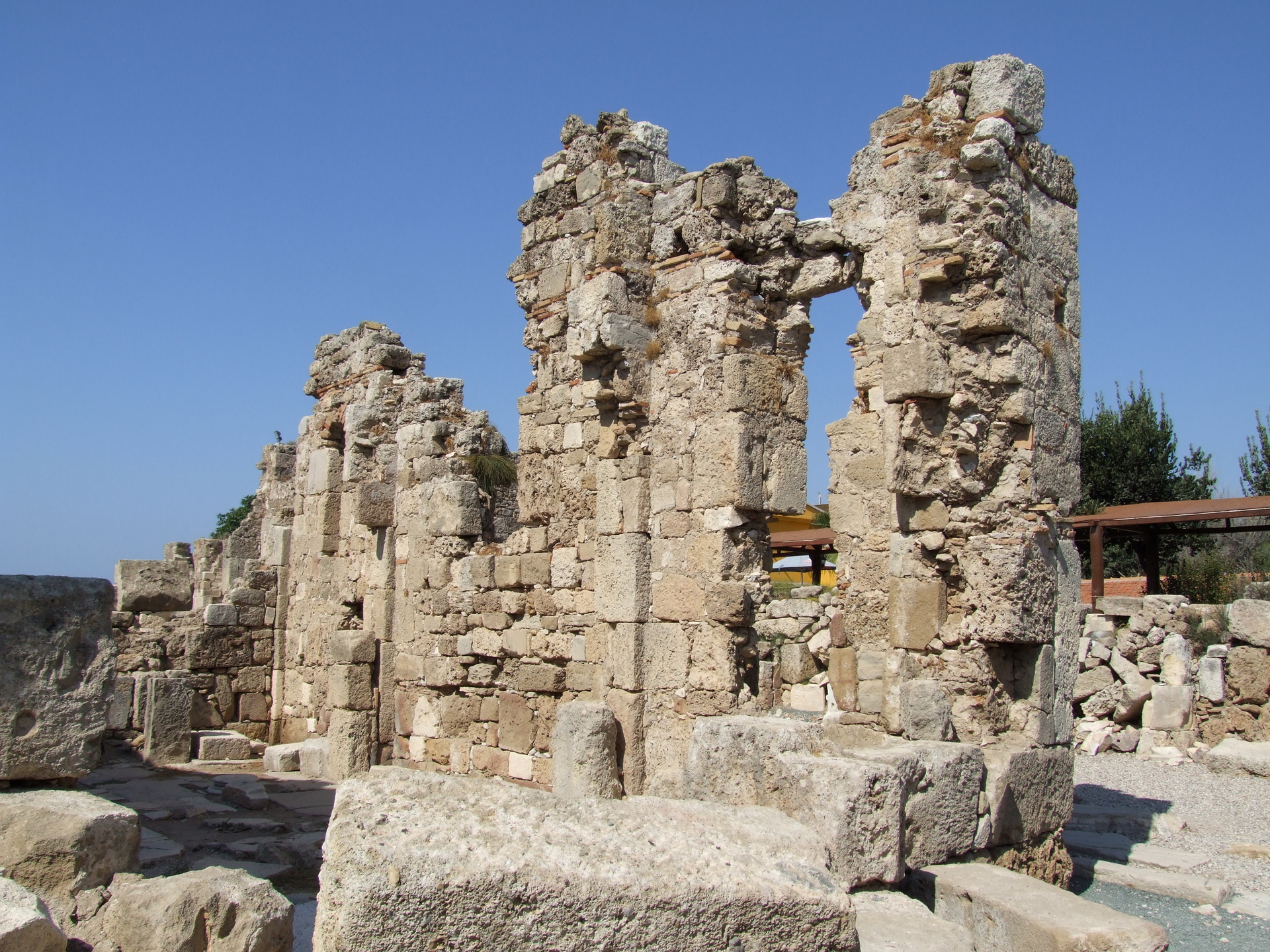 Ancient Agora - Turkey Wallpaper (602454) - Fanpop