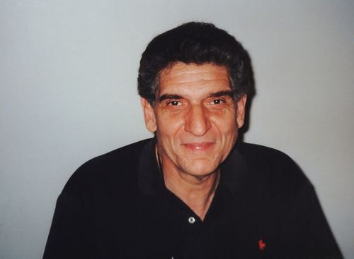 Andreas Katsulas - babylon-5 Photo