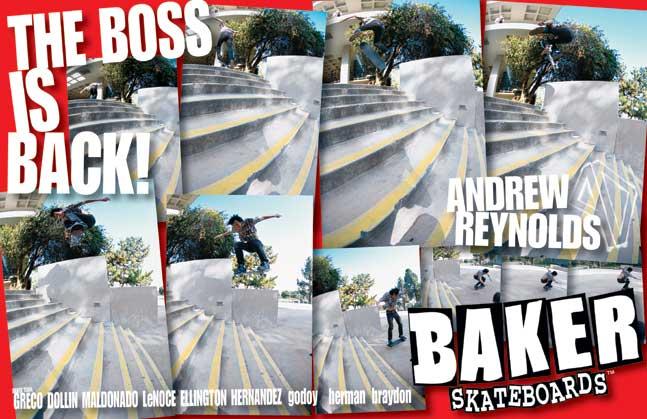 baker skateboards wallpaper - photo #11