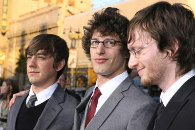 Andy, Jorma & Akiva