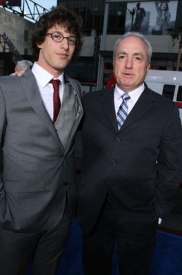 Andy Samberg & Lorne Michaels
