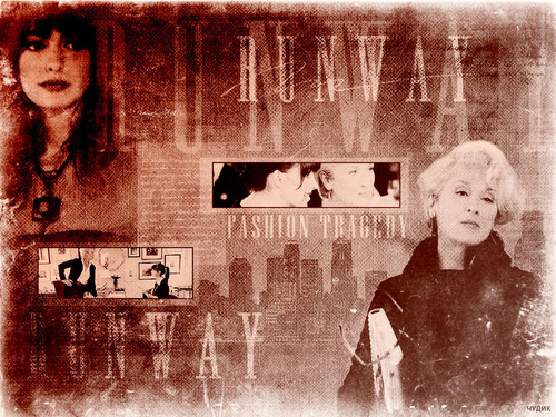 The Devil Wears Prada wallpaper entitled Andy and Miranda