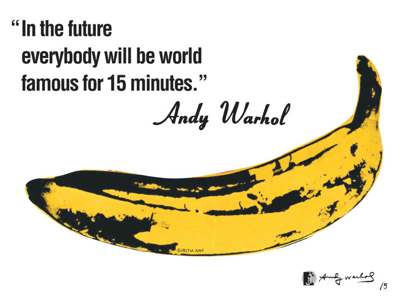 andy warhol wallpaper. Andy - Andy Warhol Wallpaper (70925) - Fanpop