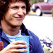 Andy in Hot Rod