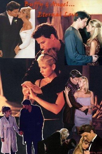 Angel <3 Buffy