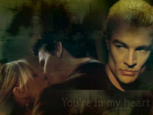 Angel buffy and spike
