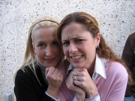 Angela & Pam