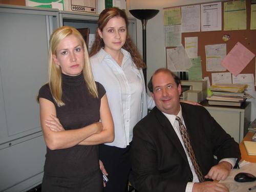 Angela, Pam & Kevin