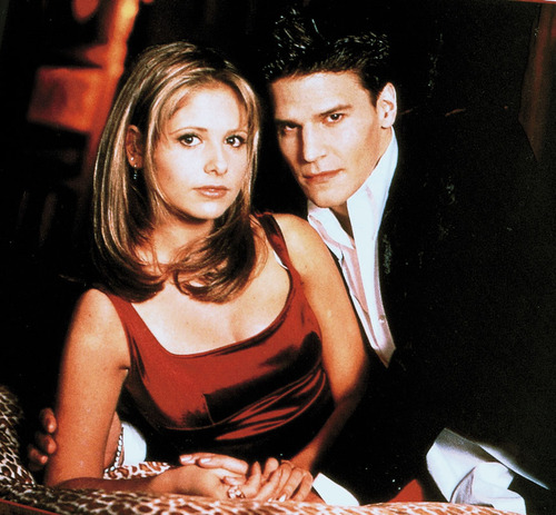 Angelbuff - buffy-the-vampire-slayer Photo