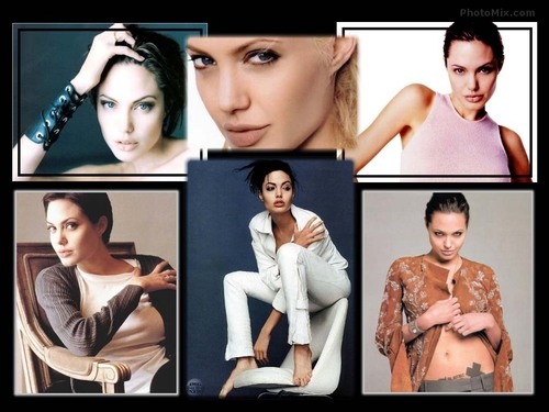 Angelina Jolie wallpaper called Angelina