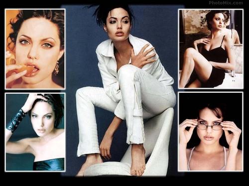 Angelina Jolie wallpaper entitled Angelina