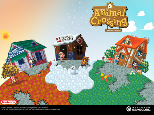 Animal Crossing - animal-crossing Wallpaper