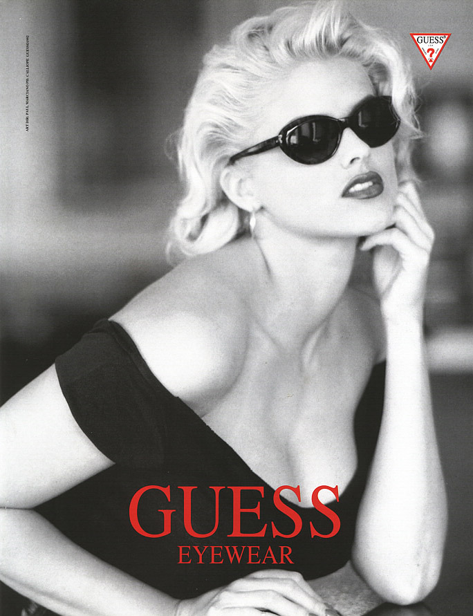 Guess Anna Nicole Smith