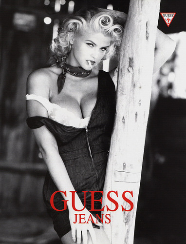Guess wallpaper called Anna Nicole Smith