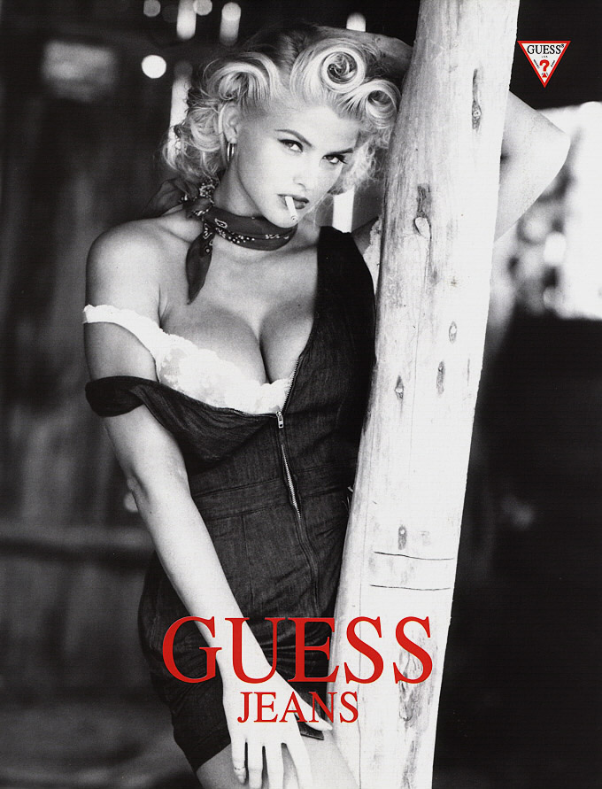 Anna Nicole Smith Guess