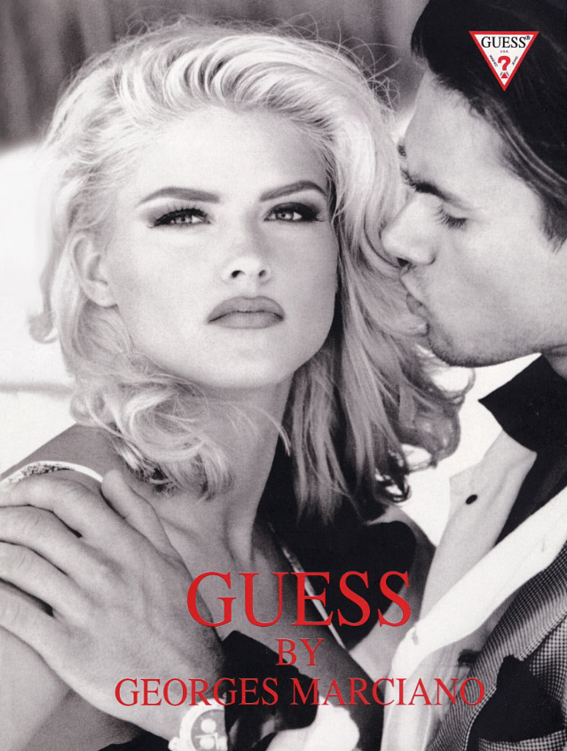 Anna Nicole Smith - Guess Photo (442484) - Fanpop fanclubs