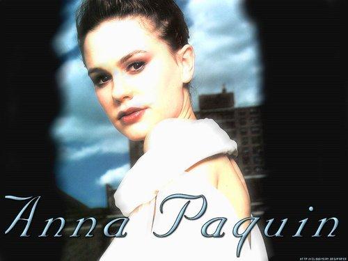 Anna Paquin wallpaper titled Anna Paquin